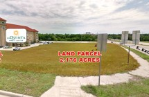 Pad Sites in Allex, Tx